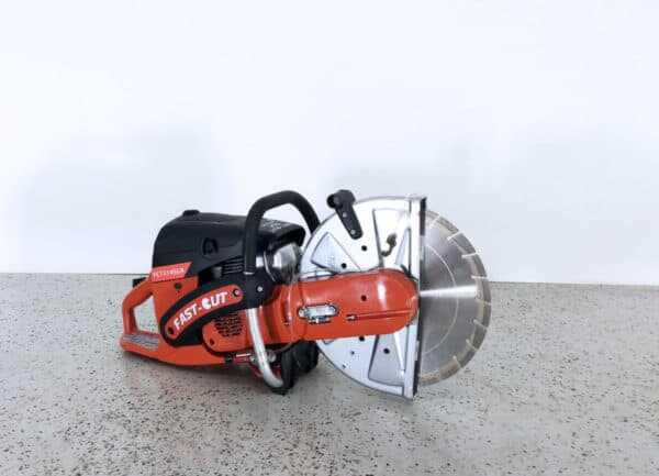 """14"""" Fast Cut Hand Held Concrete Saw"""